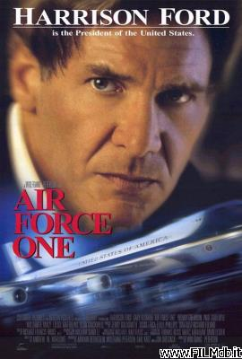 Locandina del film air force one