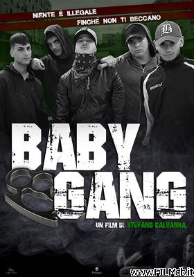 Poster of movie baby gang