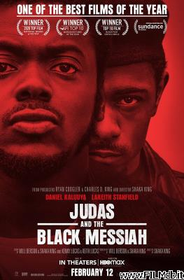 Poster of movie Judas and the Black Messiah