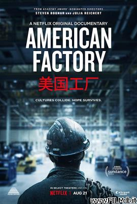Poster of movie American Factory
