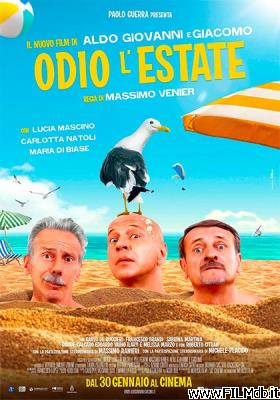 Poster of movie Odio l'estate