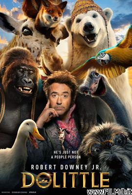 Poster of movie Dolittle