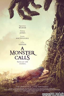 Locandina del film A Monster Calls