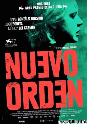 Poster of movie Nuevo orden