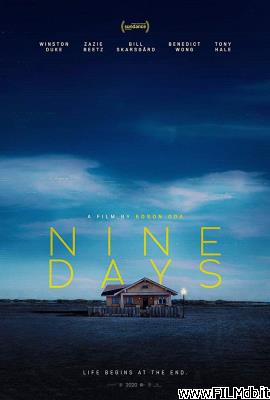Locandina del film Nine Days