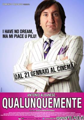 Poster of movie qualunquemente