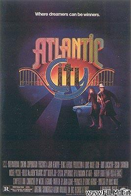 Locandina del film atlantic city, usa