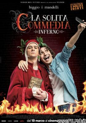 Affiche de film La solita commedia - Inferno