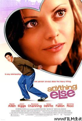 Locandina del film anything else