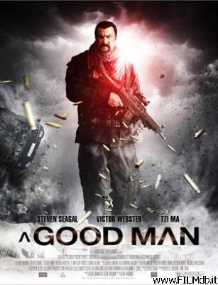 Affiche de film a good man