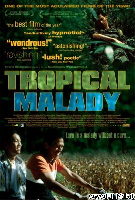 Locandina del film tropical malady