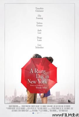Poster of movie A Rainy Day in New York
