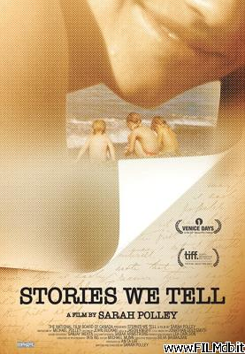 Locandina del film Stories We Tell