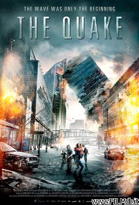 Affiche de film the quake