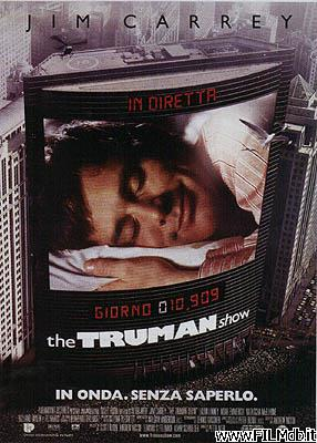 Locandina del film the truman show