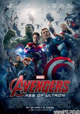 Affiche de film Avengers: Age of Ultron
