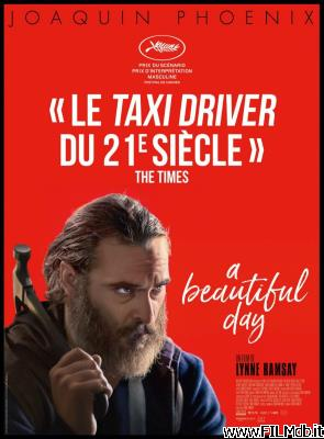 Locandina del film A Beautiful Day - You Were Never Really Here