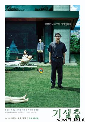 Poster of movie Parasite