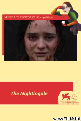 Cartel de la pelicula the nightingale