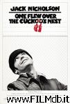 poster del film One Flew Over the Cuckoo's Nest