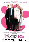poster del film the pink panther