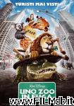 poster del film uno zoo in fuga