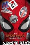 poster del film spider-man: far from home