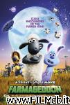 poster del film A Shaun the Sheep Movie: Farmageddon