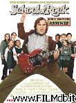 poster del film school of rock