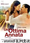 poster del film un'ottima annata - a good year