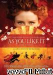 poster del film as you like it - come vi piace
