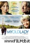 poster del film my old lady