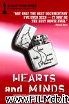 poster del film hearts and minds