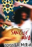 poster del film Sangue vivo