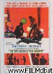 poster del film in the heat of the night