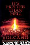 poster del film vulcano - los angeles 1997