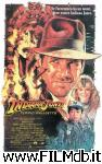 poster del film indiana jones e il tempio maledetto