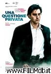 poster del film una questione privata