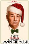 poster del film a very murray christmas