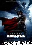 poster del film kyaputen harokku: space pirate captain harlock