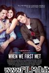 poster del film when we first met