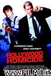 poster del film hollywood homicide