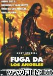 poster del film fuga da los angeles