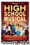 poster del film high school musical