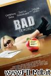 poster del film bad teacher - una cattiva maestra