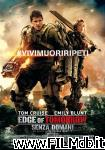 poster del film edge of tomorrow - senza domani