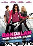 poster del film bandslam - high school band