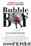poster del film bubble boy