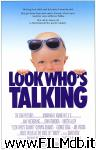 poster del film Look Who's Talking