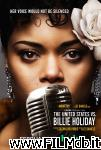 poster del film The United States vs. Billie Holiday
